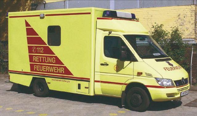 Rettungstransportwagen RITO